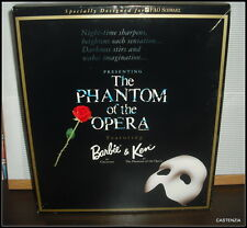 NRFB BARBIE MATTEL 1998 THE PHANTOM OF THE OPERA FEATURING BARBIE & KEN