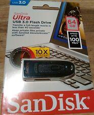 SanDisk Ultra USB Flash Drive. 64gb
