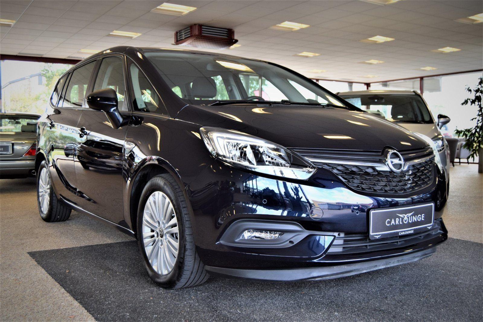 Opel Zafira Tourer 1,4 T 140 Family 5d - 3.495 kr.