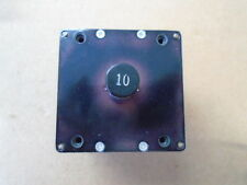 1 EA NOS 7.5 AMP CIRCUIT BREAKER W// VARIOUS APPLICATIONS P//N 4310-003-705