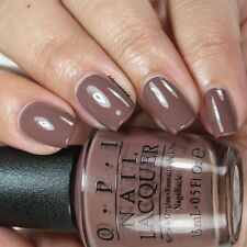 NEW! OPI NAIL POLISH Nail Lacquer in SQUEAKER OF THE HOUSE ~ Chocolate Brown