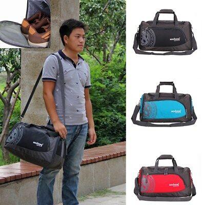 Women Men Vogue Gym Shoulder Handbag Sports Travel Work Luggage Large Bag