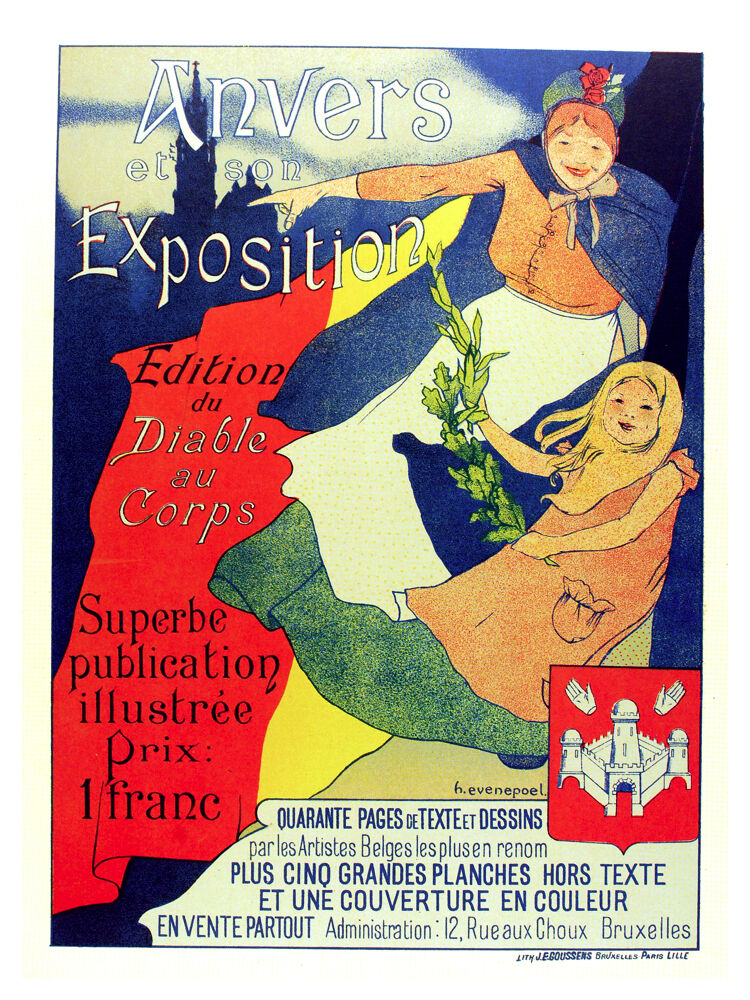 5207.Decorative Poster.Home room interior wall art decoration.French Nouveau