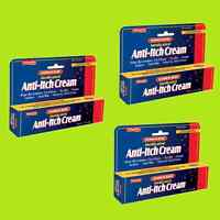 3 - Natureplex Maximum Relief Medicated Anti-itch Cream 1.5oz Tube Free Shipping