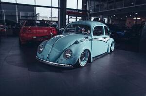 "1953 Volkswagen ""Baggin' Ain't Easy"" VW Beetle!"