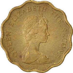 Monnaies-Hong-Kong-Elizabeth-II-20-Cents-1979-SUP-Nickel-brass-413876