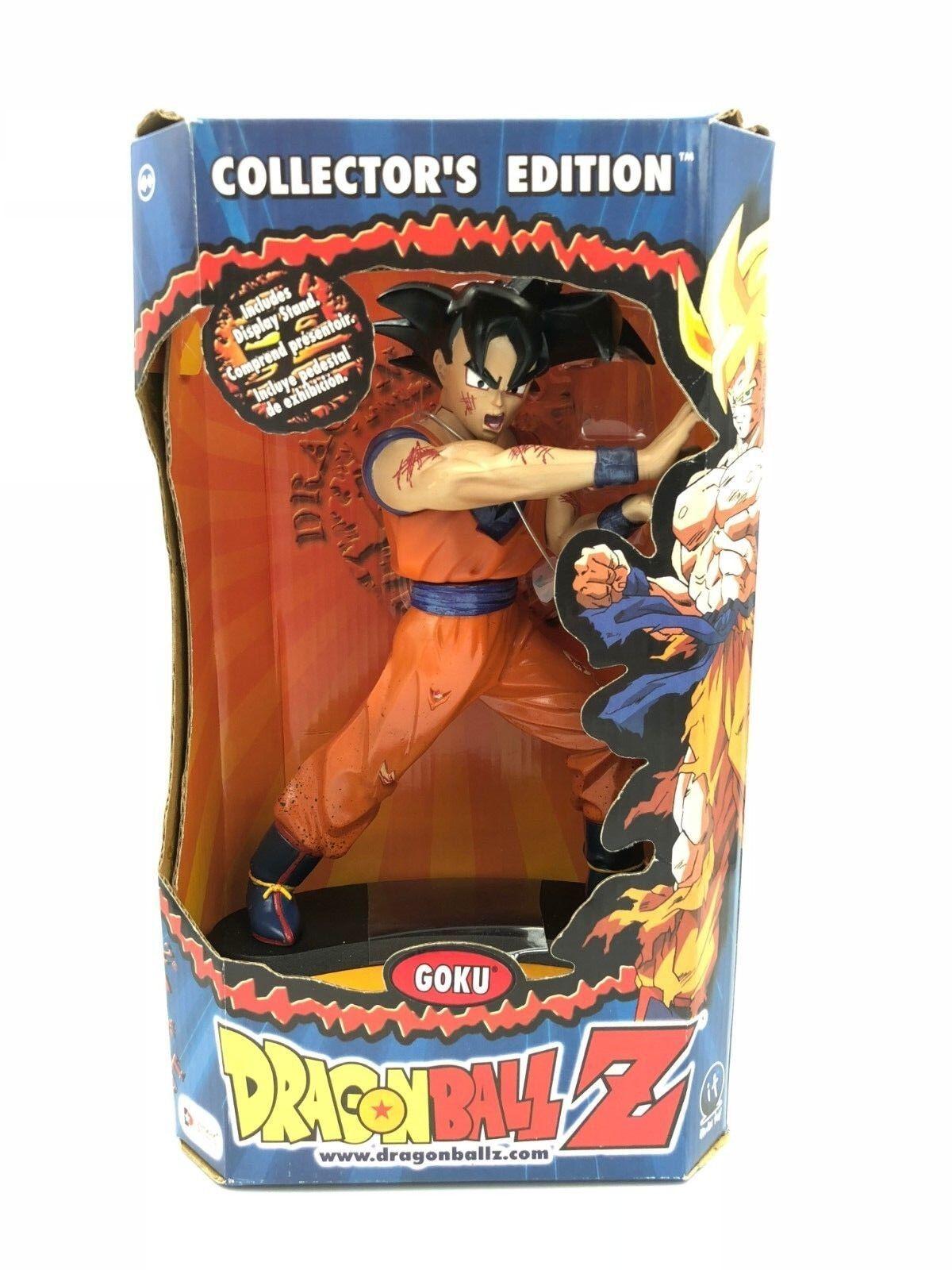 Dragon ball Z GOKU Collector's Edition Irwin Toys 9
