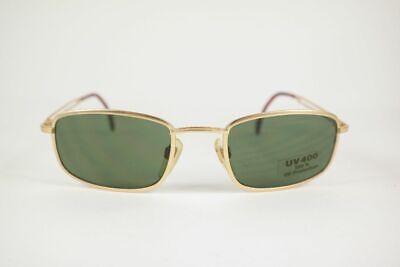 Entusiasta Menrad Vintage 1656-600 49 [] 18 Oro Ovale Occhiali Da Sole Sunglasses Nos-mostra Il Titolo Originale Circolazione Del Sangue Tonificante E Arresto Del Dolore