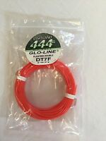 Cortland 444sl Dt7f Glo-line Floating Double Fly Line Msrp $62.00