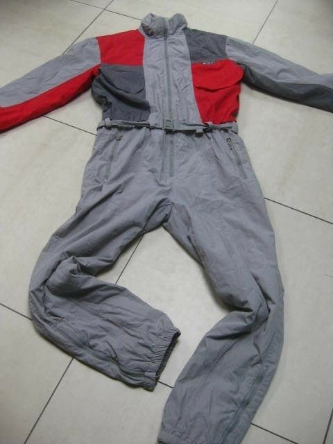 Vintage  Retro CAMPRI SKI SUIT size Ladies kids 14 15 years mens small  for sale online