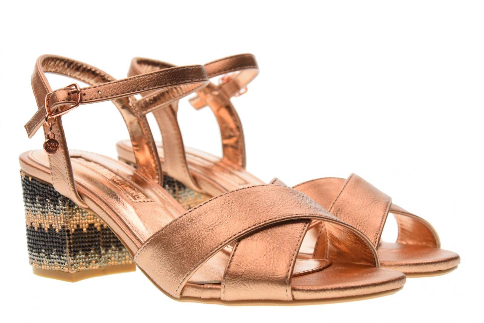 risparmia il 50% -75% di sconto Xti TENTATIONS scarpe donna sandali sandali sandali tacco basso 30704 NUDE P18  acquistare ora