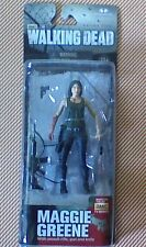 "McFarlane AMC The Walking Dead MAGGIE GREENE ""Series 5"" Collectible Figure-NEW !"
