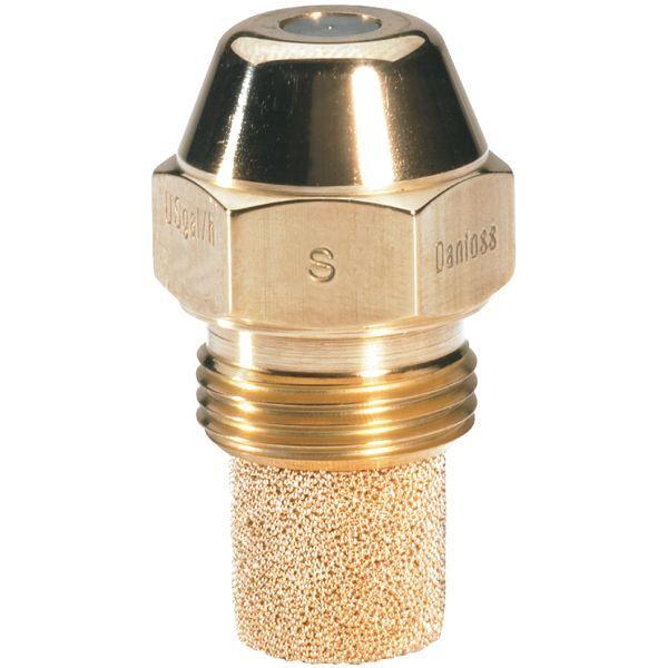 x2 0,75 60°B Débit 0,75 angle 60° Type B pour chaudière Fioul Gicleur DANFOSS