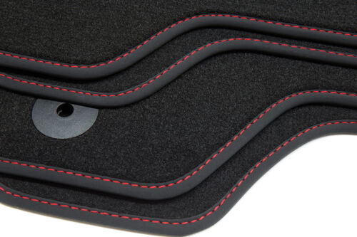 Exclusive Line Fußmatten für Seat Altea 5P und Freetrack XL Toledo Bj.2004-2015