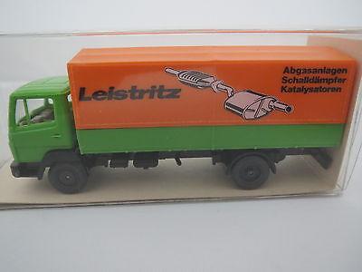 TOP WIKING 43118 Mercedes-Benz 814 LKW OVP ! grün//orange