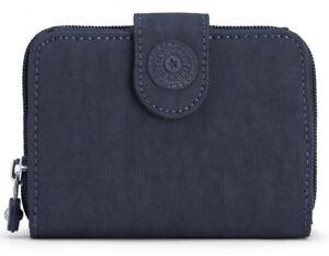 Portafoglio-KIPLING-New-Money-Donna-basic-plus-9-5x12-5x3cm-Navy-blu-K13886