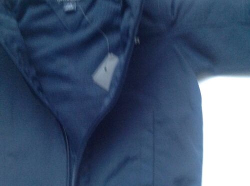 Tommy Hillfiger Baby Boys 100/% Authentic Navy  lightweight jacket 12m RRP£50