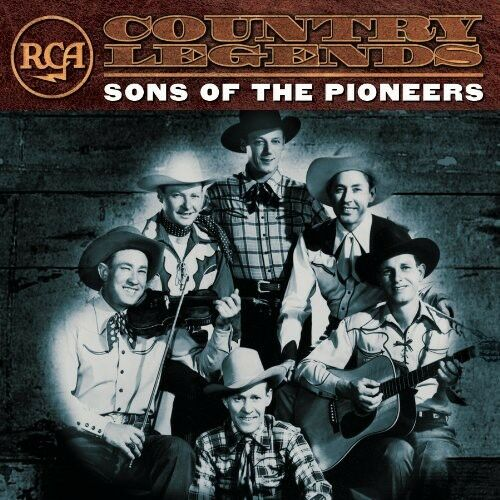 The Sons of the Pioneers - RCA Country Legends [New CD]