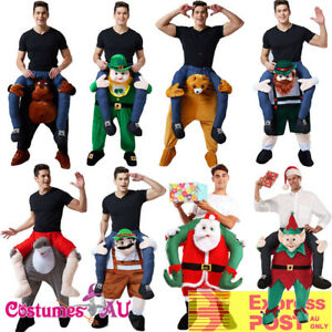 Mens-Shoulder-Carry-On-Piggy-Back-Ride-Me-Fancy-Dress-Adult-Party-Costume-Mascot