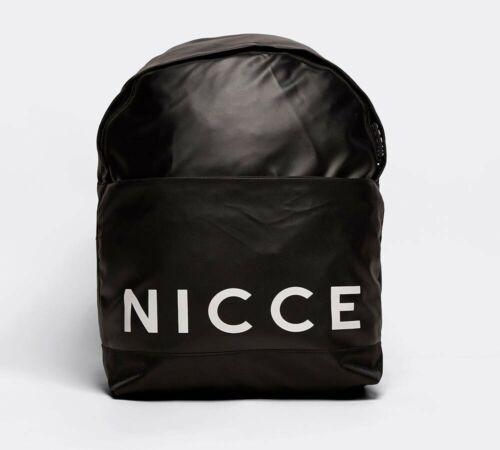 RRP £ 34.99 Nicce Cain Noir Sac à dos NA15