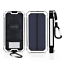 thumbnail 128 - 2021 Super 3000000mAh USB Portable Charger Solar Power Bank For Cell Phone