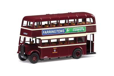 Guy Arab Ii Utility Bus 6 Anglesey Rd Via Station & Uxbridge St. Bus 1:76 Model