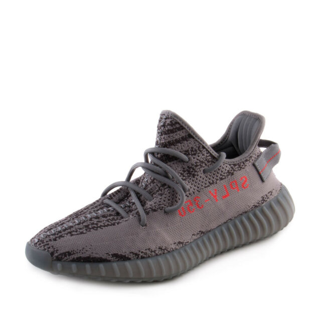 046e585755495 DS 2017 adidas Yeezy Boost 350 V2 Beluga 2.0 Orange Grey Sz 9 for ...