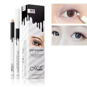 1X-Eyeliner-Pencil-Augenkontur-Highlight-Stift-Weiss-Eyeliner-Waterproof