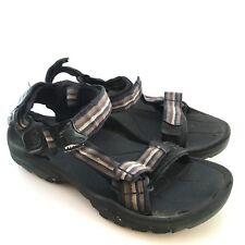 5a169a601c72a1 item 3 Teva Mens 8 Sport Sandals Black Green Striped Open Toe Summer Shoes -Teva  Mens 8 Sport Sandals Black Green Striped Open Toe Summer Shoes