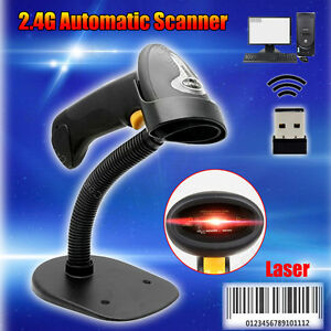 1D-2-4G-Wireless-amp-Wired-Laser-Barcode-Scanner-Reader-Auto-Sense-W-Stand-Fr-Win7-8