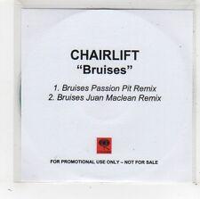 (FW308) Chairlift, Bruises - DJ CD