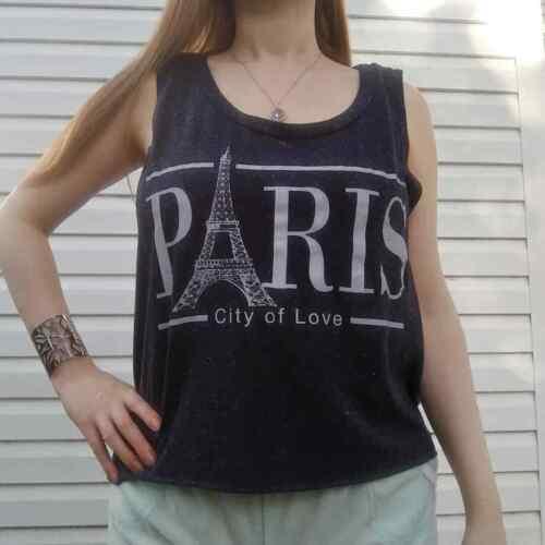 Wish & Whim Paris City of Love Eiffel Tower Dark G