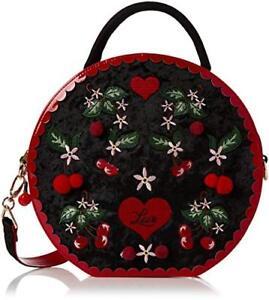 della scelta spalla irregolare ricamata con ciliegia borsa la ricamata della Natale di 0UwqvEnH