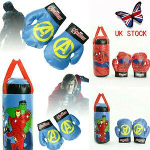 Marvel Avengers Super Hero Launchers Gloves Spiderman Children Toys Cosplay