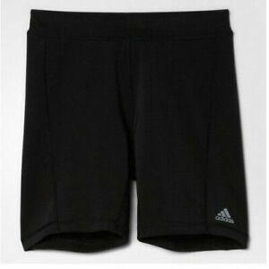 """Adidas Débardeur D'entraînement Techfit 7"""" Short Taille Uk 4-6 (xs) * Ref44-afficher Le Titre D'origine Pour RéDuire Le Poids Corporel Et Prolonger La Vie"""