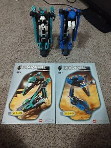 Lego-8549-Bionicle-Rahi-Tarakava-Punching-Lizards-sets-instructions-99