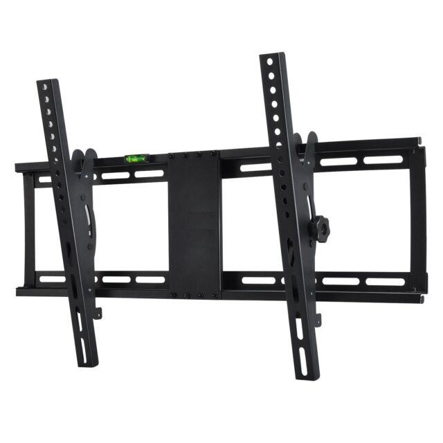 """LCD LED Plasma Flat Tilt TV Wall Mount Bracket 26 32 37 40 42 46 47 50 55 70/"""" in"""