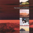 The Acatama Experience by Jean-Luc Ponty (CD, May-2007, Koch (USA))