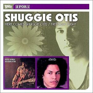 Here-Comes-Shuggie-Otis-amp-Freedom-Flight-OTIS-SHUGGIE-Good-Original-recording