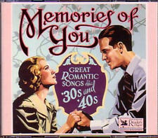 Reader's Digest MEMORIES OF YOU Great Romantic Songs of the 30s and 40s-Albums
