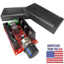 12v 24v 48v 2000w 10 50v 40a Dc Brush Motor Speed Control Pwm Hho Rc Controller
