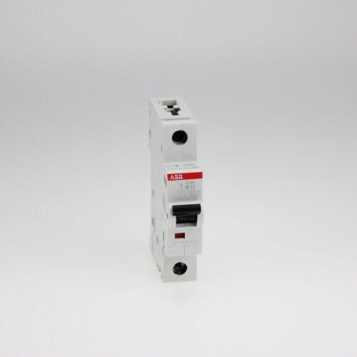 ABB S201-B13 Sicherungsautomat B-Char.,6kA,13A,1P