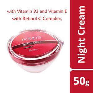 POND-039-S-Age-Miracle-Wrinkle-Corrector-Night-Cream-Vitamin-B3-and-Vitamin-E-50g