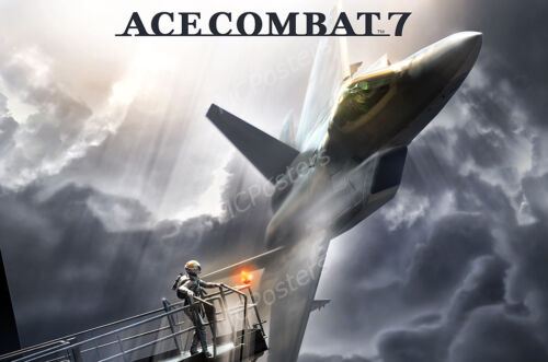 Ace Combat 7 PS4 XBOX ONE PC RGC Huge Poster OTH752