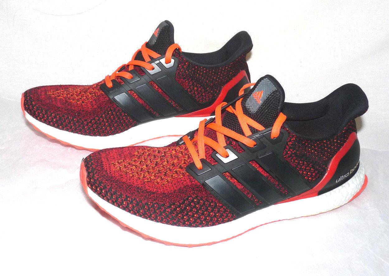 Adidas ultra boost Running 3.0 Collegiate Burgundy Men's shoes Sz 11