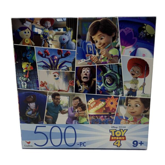 Cardinal 500-pc Puzzle - Disney PIXAR Toy Story 4 (466)