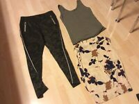 Blandet tøj, Bl, Lollys Laundry, str. L
