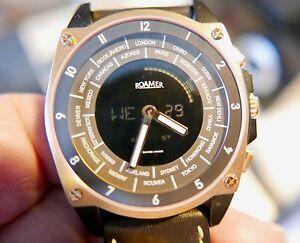ROAM-ER-Herren-Armbanduhr-Roamer-300903495501-wie-neu