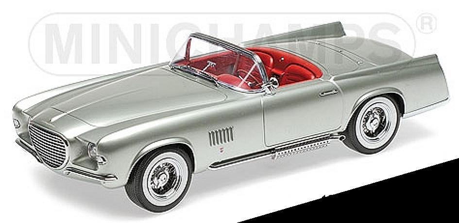 107143030-CHRYSLER GHIA Falcon – 1955 – Light verde Metallic L.E. 1002 PS