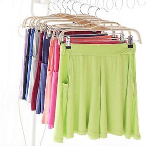 Women Modal Skirt Shorts Summer Short Pants Flared Sport Shorts Beach Pantskirt